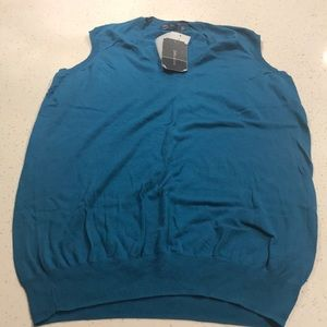 New with tags! Size medium, blue Zara Knitwear